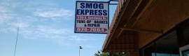 smog check station
